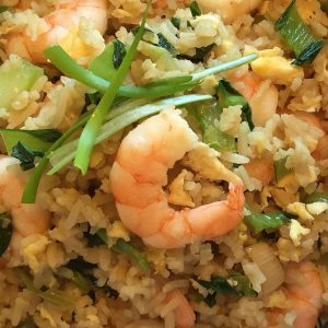 King Prawn Special Egg Fried Rice
